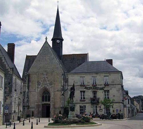 Sainte Catherine de Fierbois