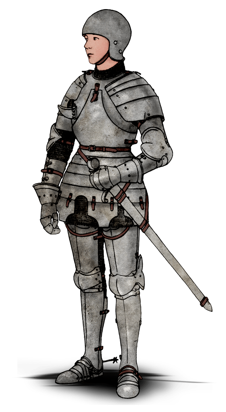 Suit of Armour | Joan of Arc | Jeanne-darc info