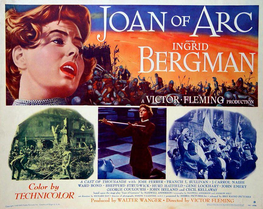 Poster art   Joan of Arc   Jeanne-darc.info