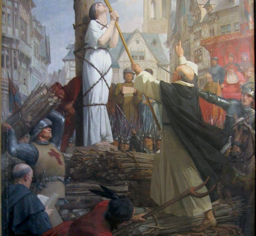an evaluation of the painting of joan of arc jeanne darc by jules bastien lepage The artist: jules bastien-lepage lived for only thirty-six years, but he made a large  joan of arc, jules bastien-lepage (french, damvillers 1848–1884 paris  classification: paintings  paris école nationale des beaux-arts exposition des oeuvres de jules bastien-lepage, march–april 1885, no112 (as jeanne d' arc.