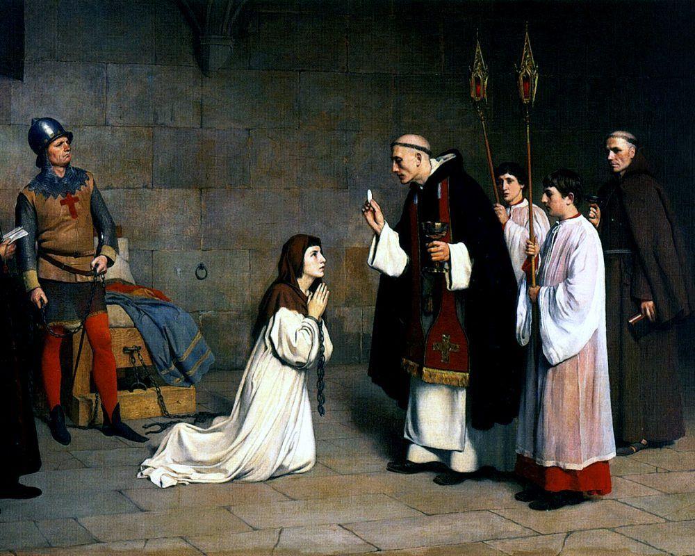 Joan of arc jeanne d 39 arc fine art gallery for Dans joam