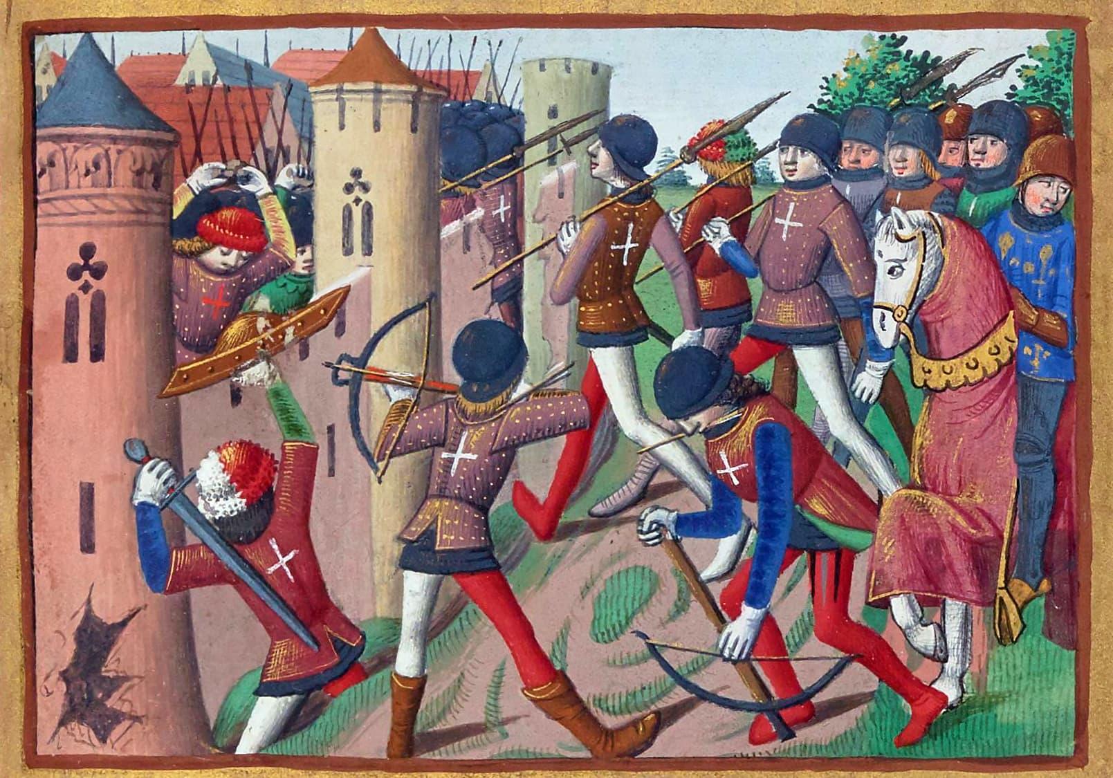 Battle Of Jargeau