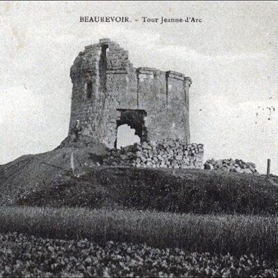 Beaurevoir La Tour Jeanne d'Arc
