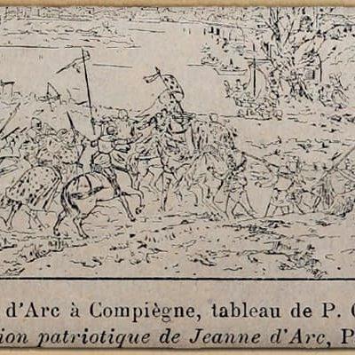 Compiegne Book illustration 1889