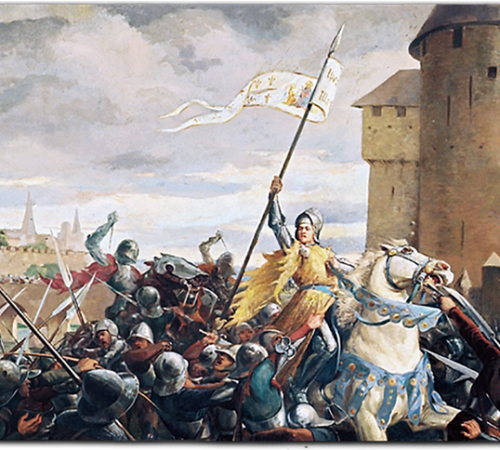 Jeanne D'Arc Compiegne