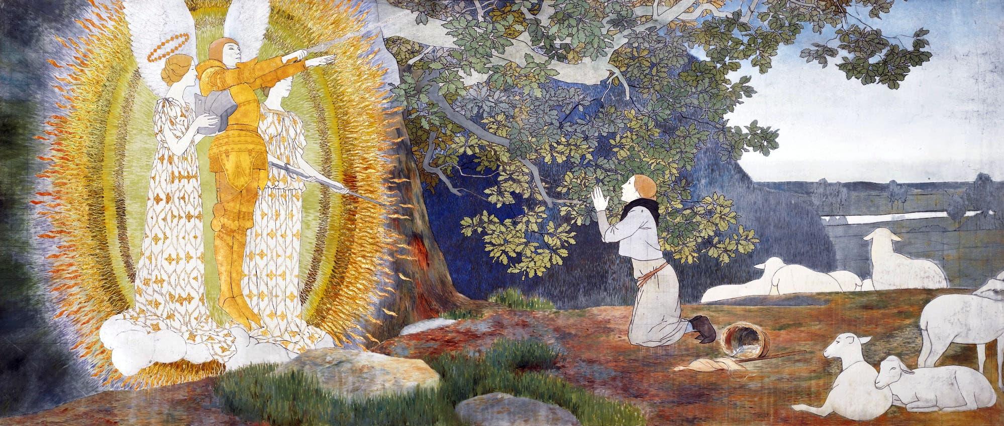 Boutet De Monvel - La Vie De Jeanne D'Arc