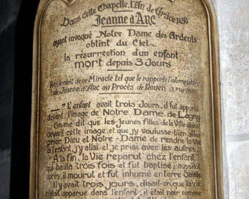 Abbatiale Notre Dame des Ardents et Saint-Pierre - Lagny sur Marne