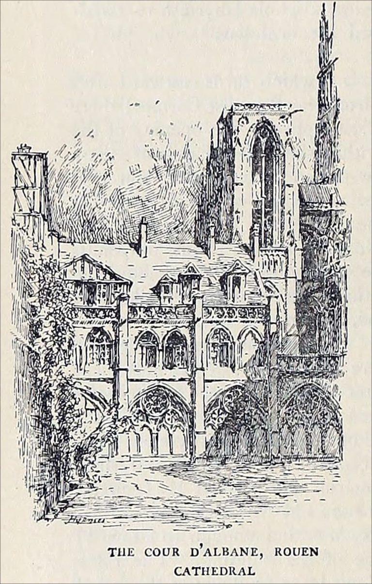 Les 4 Pieds Rouen rouen - jeanne d'arc and the english occupation