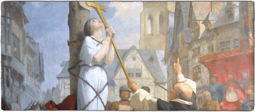 Joan of Arc - Jeanne d'Arc (1412-1431)