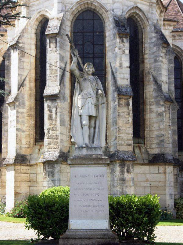 Abbatiale Notre-Dame-des-Ardents et Saint-Pierre - Lagny sur Marne
