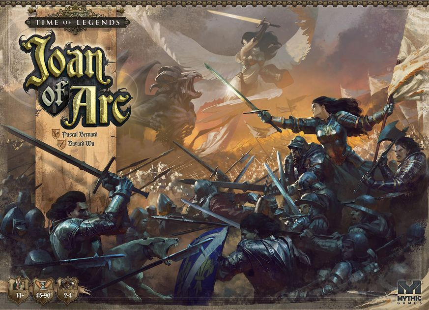 Joan of Arc - Game